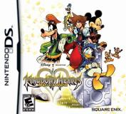 Nintendo Ds Kingdom Hearts Re Coded