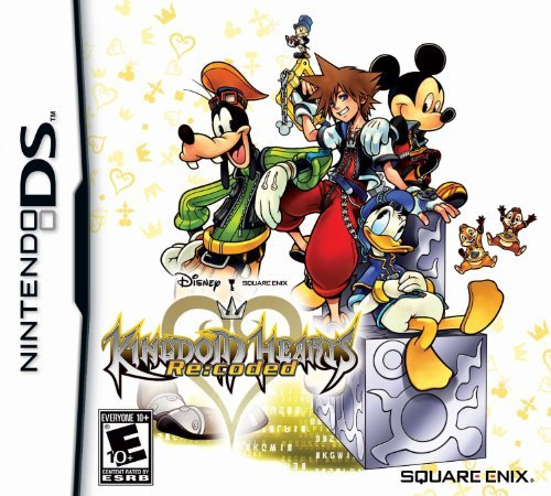 Nintendo Ds Kingdom Hearts Re Coded Square Enix Llc E10+