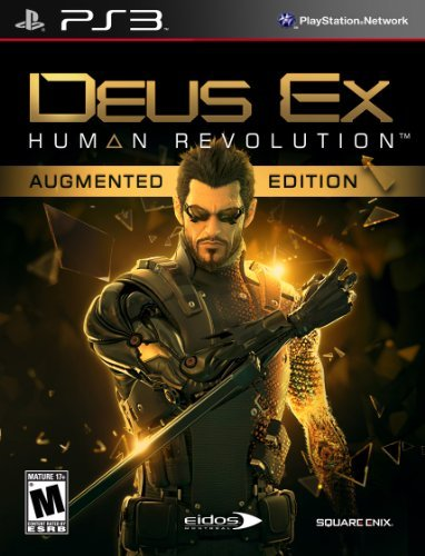 Ps3 Deus Ex Human Revolution Augmented Edition