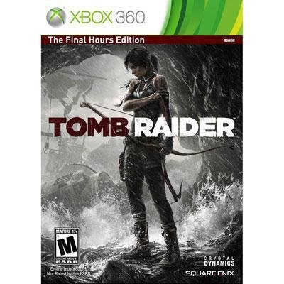 Xbox 360 Tomb Raider Square Enix Llc M