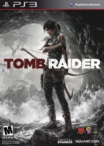 Ps3 Tomb Raider Square Enix Llc M