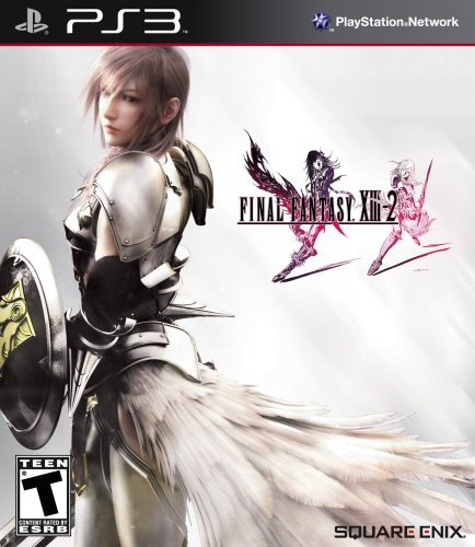 Ps3 Final Fantasy 13 2 Square Enix Llc T