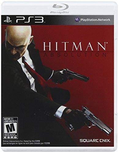 Ps3 Hitman Absolution Square Enix Llc M