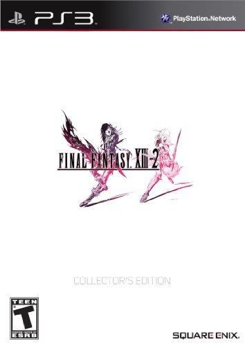 Ps3 Final Fantasy 13 2 Coll. Ed. Square Enix Llc T