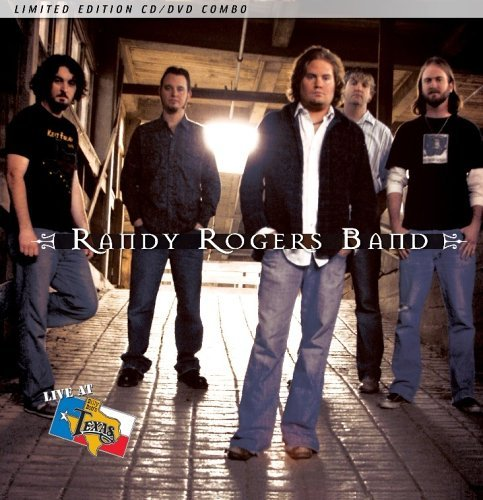 Randy Rogers Live At Billy Bob's Texas Incl. DVD