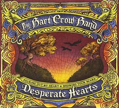 Bart Band Crow Desperate Hearts