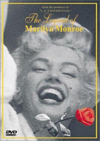 Legend Of Marilyn Monroe Monroe Marilyn Clr Bw Nr Hollywood Series