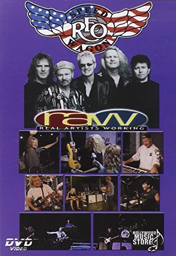 Reo Speedwagon Real Artists Working Real Artists Working