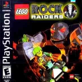 Psx Lego Rock Raiders E