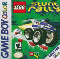 Gameboy Color Lego Stunt Rally E