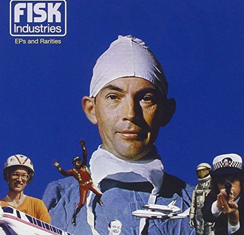 Fisk Industries Eps & Rarities 2 CD Set