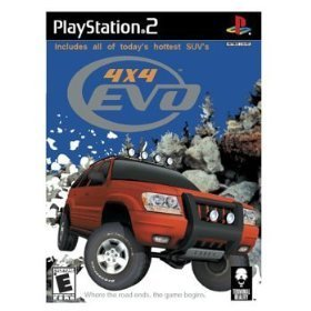 Ps2 4 X 4 Evolution E