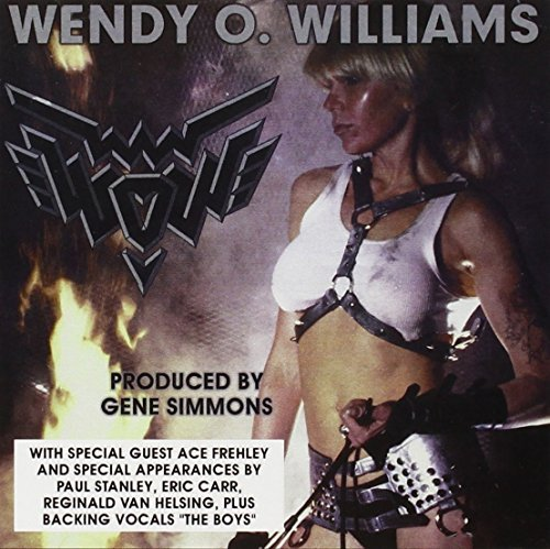 Wendy O. Williams Wow