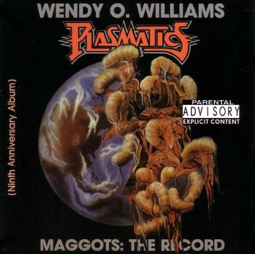 Wendy O. Williams Maggots Record Explicit Version