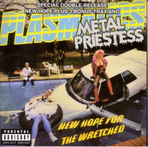 Plasmatics New Hope For The Wretched Meta Explicit Version 2 On 1