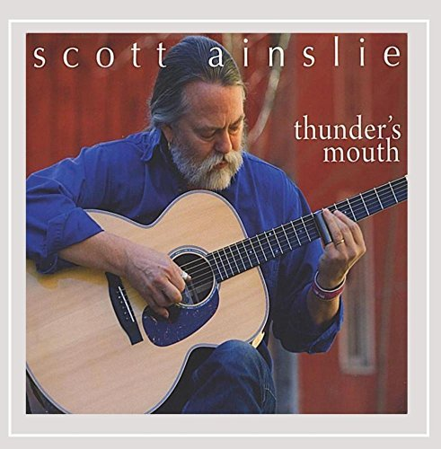 Scott Ainslie Thunder's Mouth