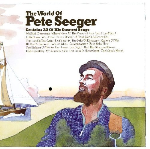 Pete Seeger World Of Pete Seeger 2 On 1