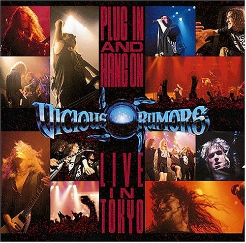 Vicious Rumors Plug In & Hang On Live In Tok