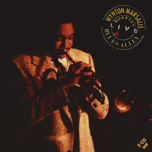 Wynton Marsalis Live At Blues Alley 2 CD Set