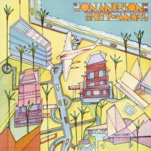 Jon Anderson In The City Of Angels