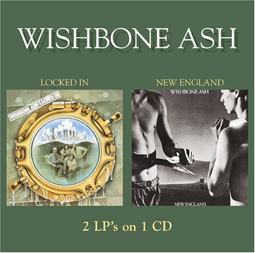 Wishbone Ash Locked In New England 2 On 1