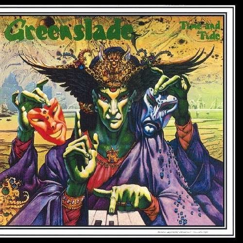 Greenslade Time & Tide