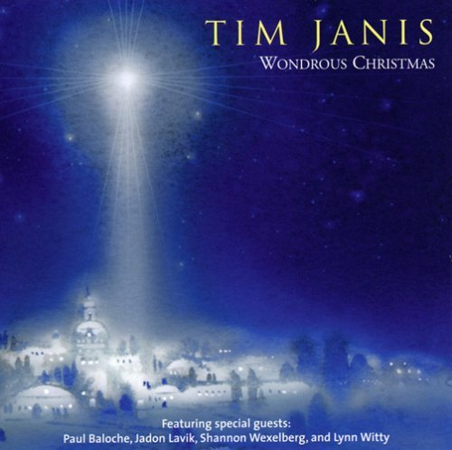 Tim Janis Wondrous Christmas
