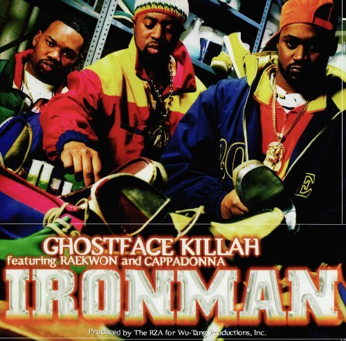 Ghostface Killah Ironman