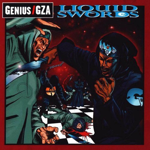 Gza Liquid Swords Liquid Swords