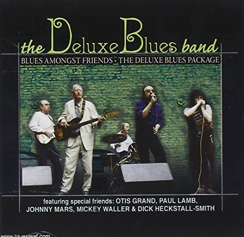 Deluxe Blues Band Blues Among Friends 2 CD
