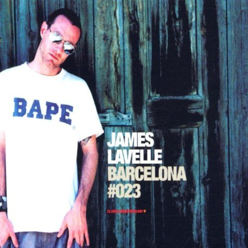 Lavelle James Global Underground Barcelona 2 CD Set