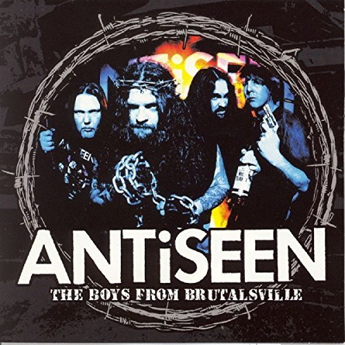 Antiseen Boys From Brutalsville