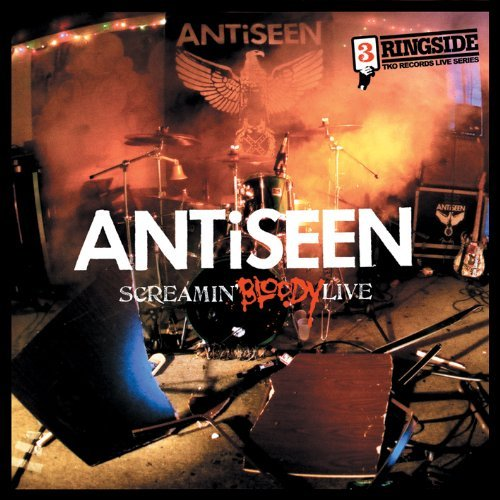 Antiseen Screamin' Bloody Live