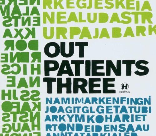 Out Patients Vol. 3 Out Patients Import Gbr