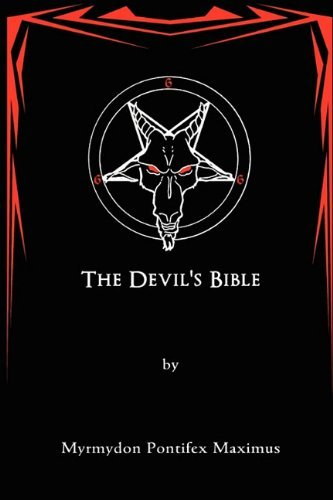 Myrmydon Pontifex Maximus Devil's Bible The