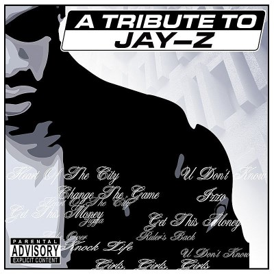 Tribute To Jay Z Vol. 2 Tribute To Jay Z T T Jay Z