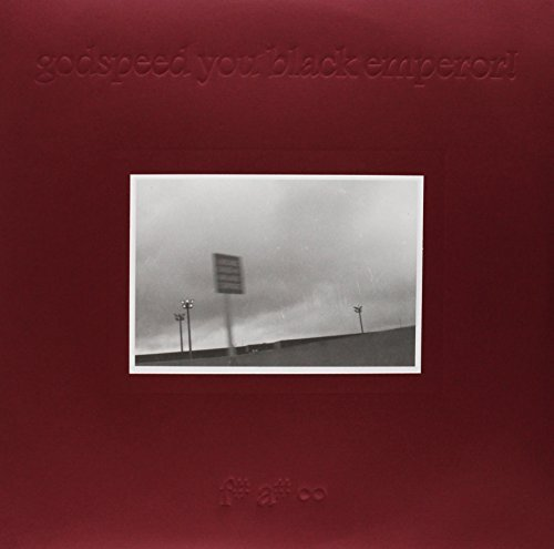 Godspeed You! Black Emperor! F# A# (infinity) Lp