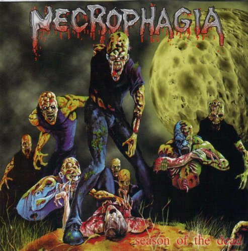 Necrophagia Season Of The Dead