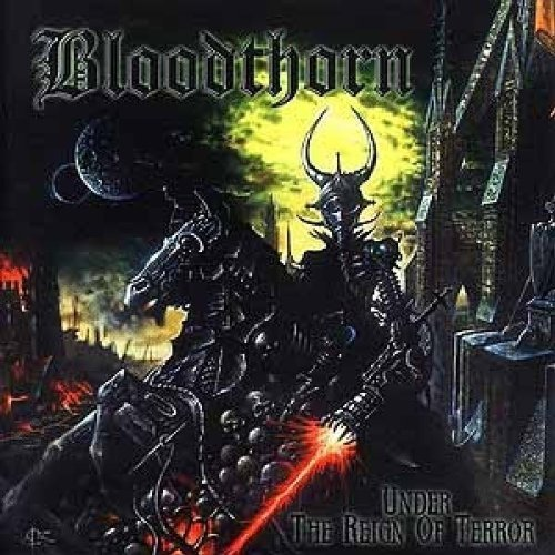 Bloodthorn Under The Reign Of Terror