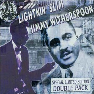 Lightnin' Slim Witherspoon Import Gbr Lmtd Ed. 2 CD Set