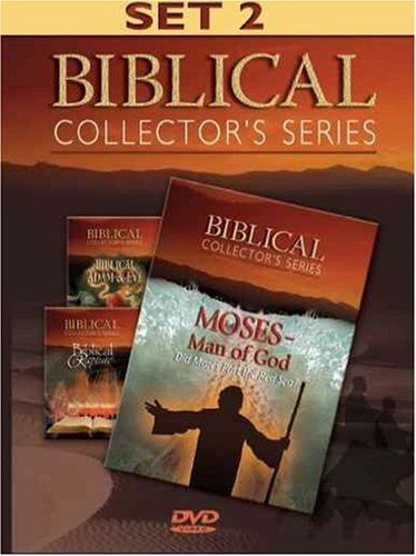 Biblical Collection Series Set 2 Clr Nr 3 DVD