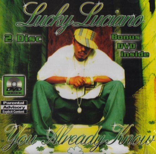 Lucky Luciano You Already Now Explicit Version Incl. Bonus DVD