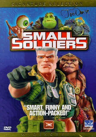 Small Soldiers Dunst Hartman DVD Nr