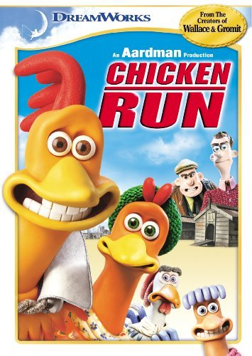 Chicken Run Chicken Run Clr Cc 5.1 Dts Aws Nr