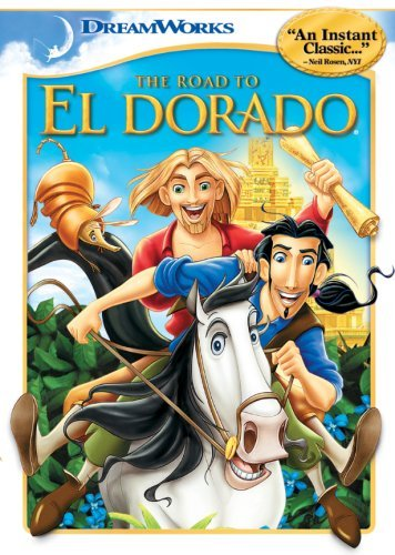 Road To Eldorado Road To Eldorado DVD