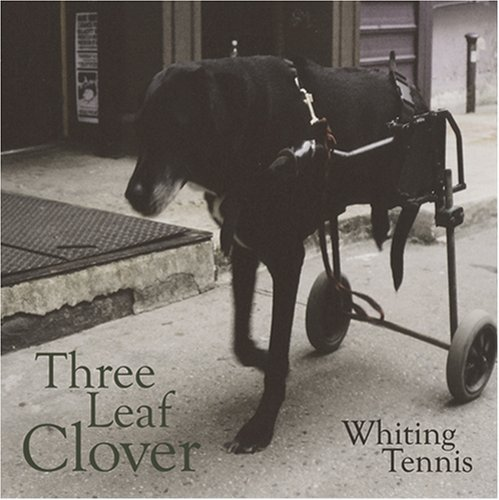Whiting Tennis Three Leaf Clover