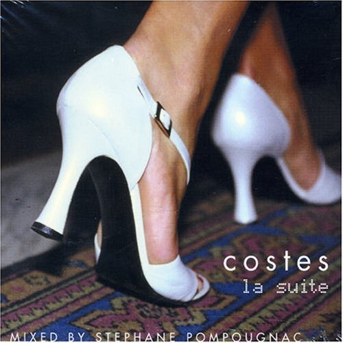 Hotel Costes By Stephane Pompo Vol. 2 Hotel Costes Import Eu