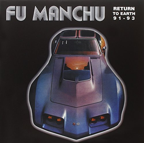 Fu Manchu Return To Earth 1991 93 Lmtd Ed. Green Vinyl