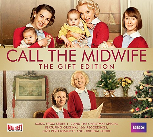 Call The Midwife The Gift Edit Soundtrack Import Gbr 3 CD