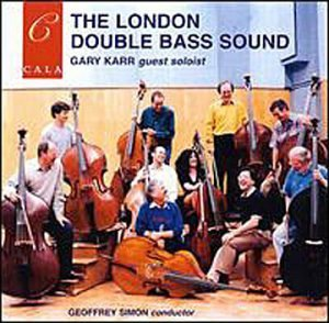 Mahler Bizet Bloch London Double Bass Sonud Karr*gary (db) Simon London Dblbass Sound